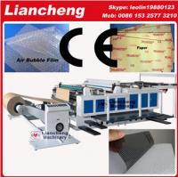 Bubble film, EPE, paper, plastic etc Paper sheet die cutting and creasing machine