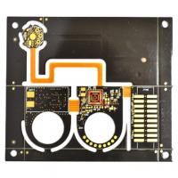 Buy cheap motor control board flex rigid 8 layers pcb with blind vias product