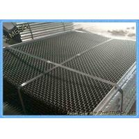 Buy cheap High Carbon Steel Flat Top Vibrating Screen Wire Mesh , Sand Screen Mesh product