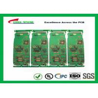 Quick Turn Pcb Prototypes For Mobile Phone Circuit Board 8 Layer Surface Osp With Fr4 It180 1.2mm