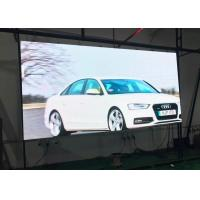 Buy cheap Rgb Indoor Led Video Wall Display 4mm Full Color Front Service 1 / 16 Scan product