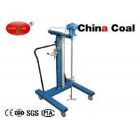 Buy cheap Air pneumatic lifting mixer moveable high shearing disperser product