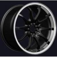 Luxury Alloy Wheel staggered