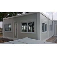 Buy cheap Prefabricated Building Flat Pack Mobile Home product