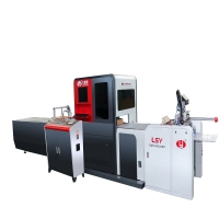 Buy cheap 18KW Packing Box Automatic Positioning Machine With Robot Arm product