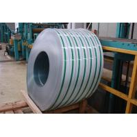 China 201 / 202/304 / 304L/430/409L/410S/ Cold Rolled Stainless Steel Strips PE Film For Chemical Industry on sale