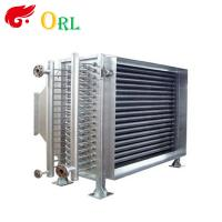 Buy cheap Anti Wind Pressure Tubular Type Air Preheater In Boiler Galvanized Steel from wholesalers