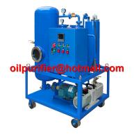 Quality Portable Transformer Oil Filtration Device,Mobile Small Insulation Oil for sale