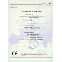 AMAN MACHINERY CO.LTD Certifications