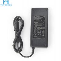 Buy cheap 12V 8A Replacement Laptop Power Supply Adapter UL CE FCC PSE SAA Approved product