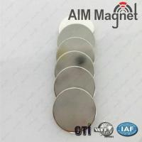 Buy cheap Super strongest n52 neodymium magnet D10 x 3mm product