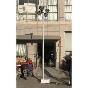 Buy cheap 5m roof mast light tower/vehicle roof mount pneumatic telescopic mast light tower/telescopic mast/ pneumatic mast tower product