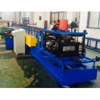 Buy cheap Low Noise Galvanized Box Beam Rack Roll Forming Machine For Storage System product