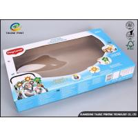 Buy cheap Corrugated Recycled Paper Toy Packaging Boxes With Double Cmyk Printing product