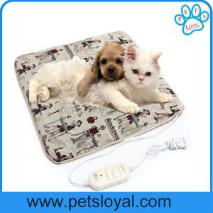 heated pet mat Waterproof Pet Dog Cat Heated Mat China factory