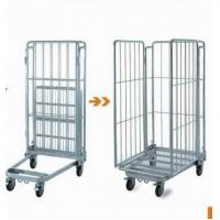 Buy cheap YLD-042-2 Heavy-Duty Warehouse Trolley product