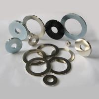 China Neodymium Radially Magnetized Ring Magnets for Machinery on sale