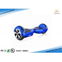 Buy cheap 4.5 / 6.5 / 8 / 10 inch Smart Self Balancing Electric Scooter for Adults from Wholesalers