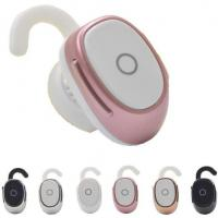 Buy cheap Super Voice Control Mini Stereo Inner Ear Bluetooth 4.0 Wireless Earphone Headphone Mini9 product
