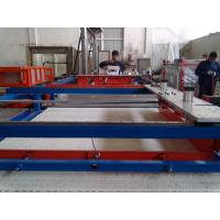 PLC Control Floral Foam Cutting Machine Adjustable With 6 Bar , 9KW