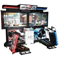 Buy cheap 110V / 220V Time Crisis 5 Arcade Machine , Large Shooting Video Slot Machines product