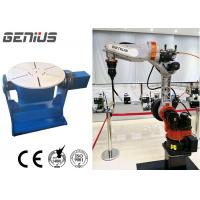 Buy cheap Low Spatter MIG Welding Manipulator , Manual Welding Positioner With Digital Source product