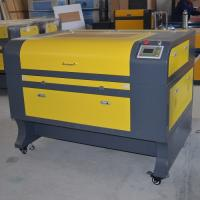 China 50w / 60w 400x600mm portable laser engraving machine for adversting on sale