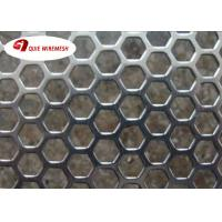 Buy cheap High Quality Full Size perforated metal mesh sizes for Mid East product