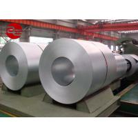 Regular Spangle Galvanised Steel Coil , Passivated Galvanised Steel Strip
