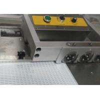China Multi - Knife PCB Depaneling Machine With High Speed Steel Material Blade on sale
