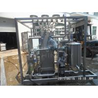 Buy cheap 300L Small Stainless Steel Tubular Fruit Pulp Pasteurizer Tubular Type Pasteurizer Machine For Milk product
