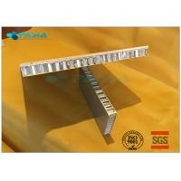 Buy cheap Flexural Ceramic Backed Composite Stone Panels For Countertops Fire Resistant product