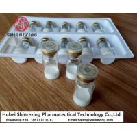 China Medical Peptide Protein Hormones Aod 9604 / Hgh Fragment 177 191 CAS 221231-10-3 on sale
