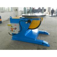 Buy cheap Loading Tube Capacity 2000Kg Welding Positioner French Schneider VFD Control Revolving Speed product