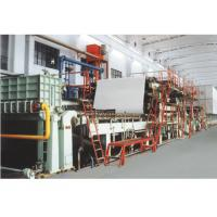 Buy cheap High Speed Tissue Paper Making Machine product