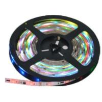 Buy cheap DC 12V SMD 5050 RGB LED Strip Light Kits Digital For Indoor / Outdoor product