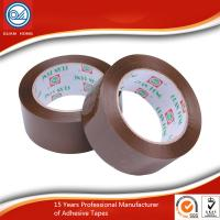 China Low Noise Crystal clear BOPP Packaging Tape for Carton Sealing  74mm *100m on sale