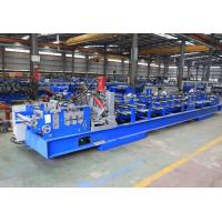 Buy cheap Light Gauge Steel Frame CZ Purlin Roll Forming Machine Cee Zee Roof Purlin Roll Former product
