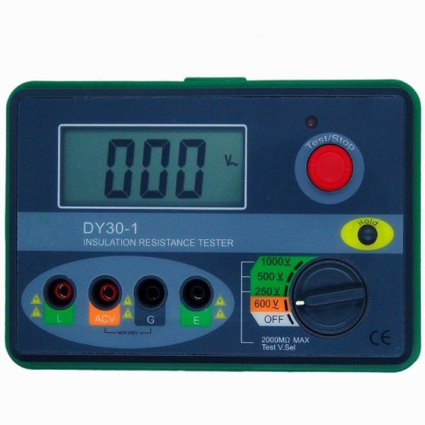 High Voltage Tester Manufacturers : Dy high voltage insulation resistance tester