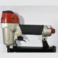 Buy cheap F50 Decorative Power Nail Gun Tools  60 - 100psi Stapler For Furniture Assembly Coil Nail Gun product
