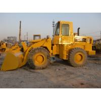 China used Caterpillar 966F loader on sale