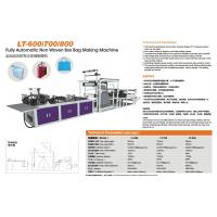 Buy cheap Fully Automatic Non Woven Box Bag Making Machine product
