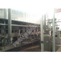 China Full Automatic Paper Board Making Equipment 304 Stainless Steel Pulp Feed Pipe on sale