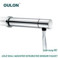 Buy cheap OULON cold Wall-Mounted integrated sensor faucet Leo1204DC product