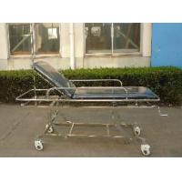 Buy cheap Foldable Patient Transport Trolley , Disabled Emergency Trolley product