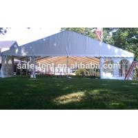 Buy cheap 2015 Wholesale Aluminum frame PVC fabric Big White Outdoor event party tent  product