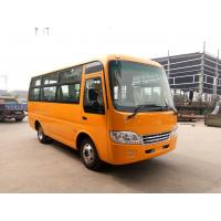 Buy cheap Power Steering Star Minibus Diesel Engine Tourist School Bus Air Brake System product