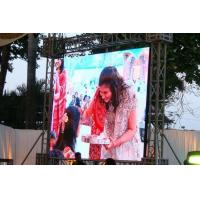 China Aluminum Advertising LED Screens 250x250mm RGB LED Module P31.25mm on sale