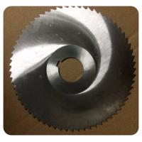 China High Speed Steel Circular Saw Blade Tin-Coated  | for metal tubes and pipes cutting | diameter from 175mm up to 550mm on sale