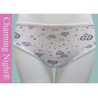 Buy cheap Factory Low Price Lovely Cotton Young Girls Underwear Briefs For Daily Wearing product